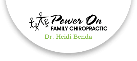 Chiropractic North Vancouver BC Power On Family Chiropractic logo